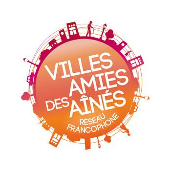 Villes Amies des Aînés - logo