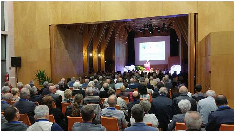 Cérémonie d'accueil du 13e congrès de la Fédération Française des Villes et Conseils des Sages©