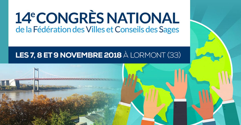 Les 7, 8 et 9 Novembre 2018 à Lormont (33), Les TRANS-MISSIONS universelles des Conseils des Sages®