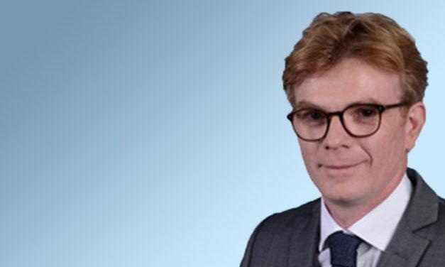 Marc Fesneau, ministre des relations avec le Parlement et de la participation citoyenne