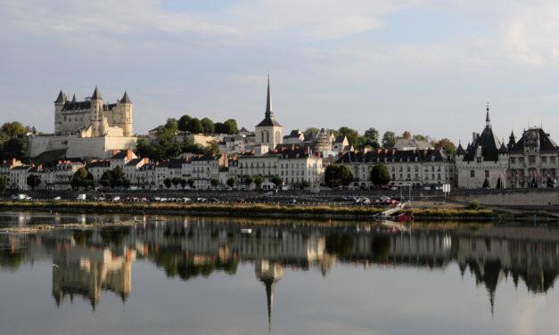 Bienvenue à Saumur !